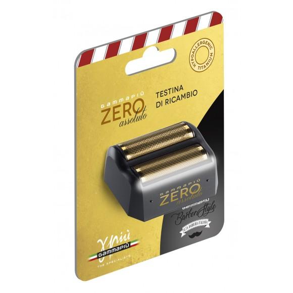 Gamma Piu Zero Assoluto Shaver Foil