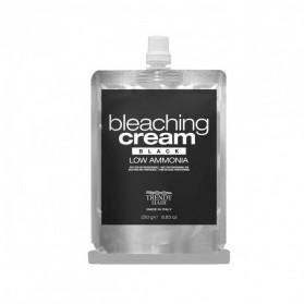 Trendy Hair Bleaching Cream BLACK Low Ammonia 250ml