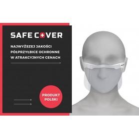 SAFE COVER Przyłbica / maska ochronna nos i usta