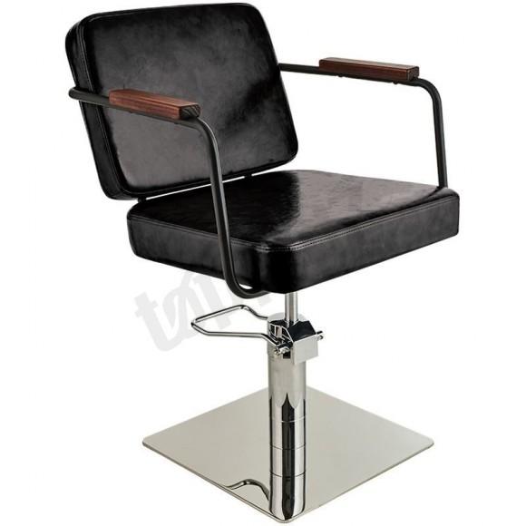 Ayala Fotel fryzjerski Enzo czarny