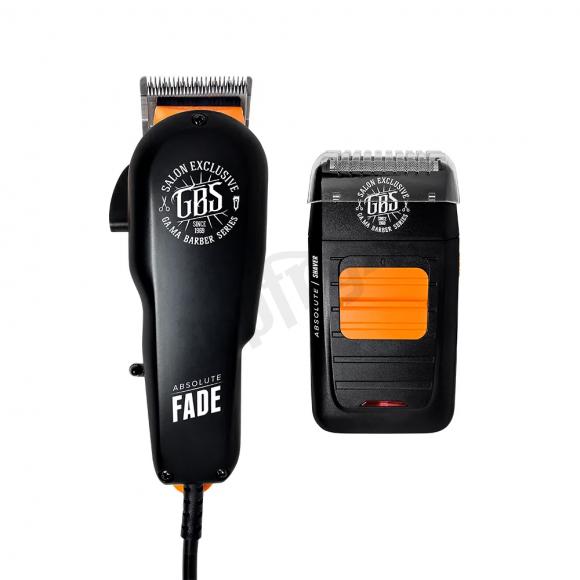 GA.MA GBS Absolute Fade + Absolute Shaver