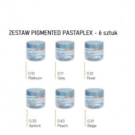 Zestaw Trendy Hair Pigmented PastaPlex ß-D-Fructose Oligosaccharides 600g - 6szt