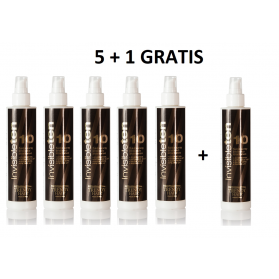 Trendy Hair Invisible Ten 10 in 1 200ml - 6 sztuk