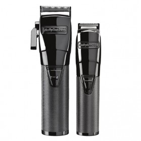 BaByliss Pro 4 Artists Gunstell Set FX8705E - maszynka + trymer