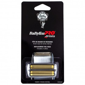 BaByliss Pro 4 Artists Replacement Foil Head - głowica do golarki podwójnej FXFS2GSE