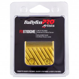 BaByliss Pro 4 Artists Replacement Blade FX8700GME/BKE/RE - ostrze do maszynki