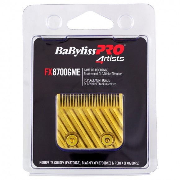 BaByliss Pro 4 Artists Replacement Blade FX8700GE/BKE/RE - ostrze do maszynki