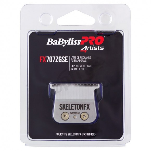 BaByliss Pro 4 Artists FX707ZGSE Skeleton Replacement Blade FX7870GSE