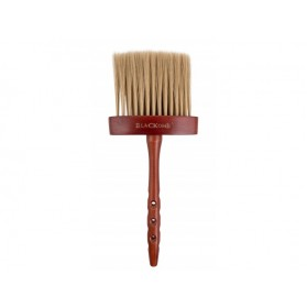 BlaCKomb Barber Wood Neck Brush