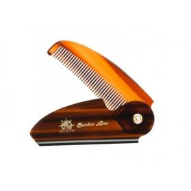 Barber Line Foldable Beard Comb