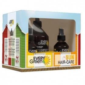 Every Green Sun Set (Shampoo 500ml/Serum 100ml/Serum 100ml)