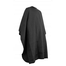 Neocape Unigown Pinstripe Black