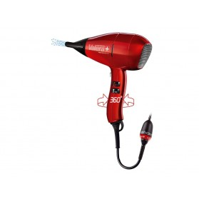 Valera 9200 Ionic Rotocord Red Dryer