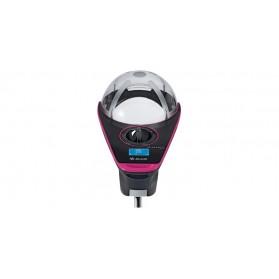 Ayala X Steam Black-Pink 72H