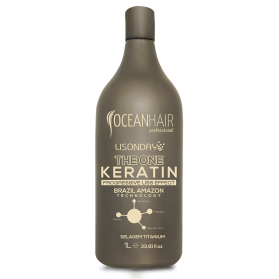 Ocean Hair Lisonday Keratin Selagem Titanium1000ml