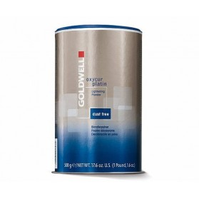 Goldwell Oxycur Platin Dust-Free Lightening Powder 500g