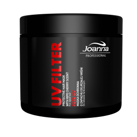 Joanna Uv Filter Protective Mask With Ripe Cherry Scent 500g