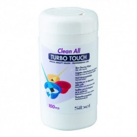 Sibel Clean All Skin Cleaning Wipes 100szt