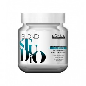 Loreal Blond Studio Platinium Ammonia Free Lightening Paste 500g