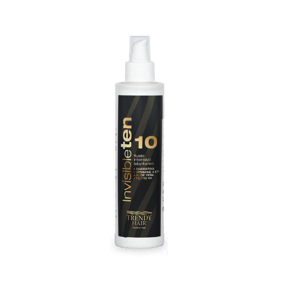 Trendy Hair Invisible Ten 10 in 1 200ml