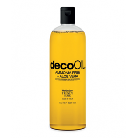 Trendy Hair Deco Oil Ammonia Free + Aloe Vera 500ml