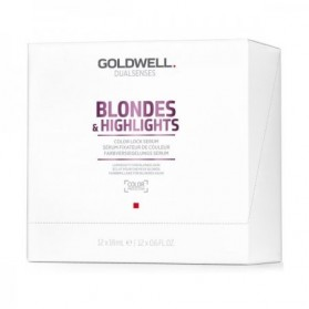 Goldwell Dualsenses Blondes & Highlights Color Lock Serum 12x18ml