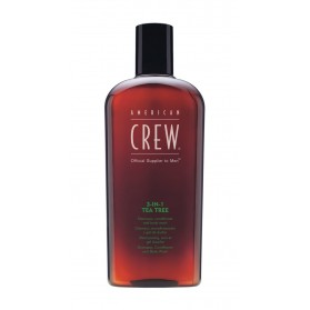 American Crew 3-in-1 Tee Tree (Shampoo/Conditioner/Gel) 450ml