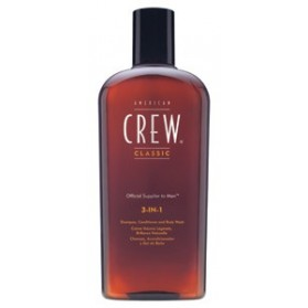 American Crew 3-in-1 (Shampoo/Conditioner/Gel) 250ml