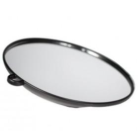 Ronney Mirror Black 29cm