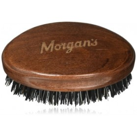 Morgans Men's Grooming Brush Brown