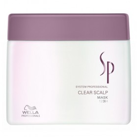 Wella SP Clear Scalp Mask 400ml