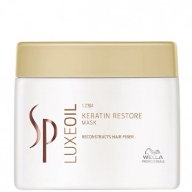 SP Luxe Oil Keratin Restore Mask 400ml