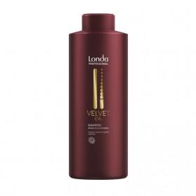 Londa Velvet Oil Argan Oil&Vitamine E Shampoo 1000ml