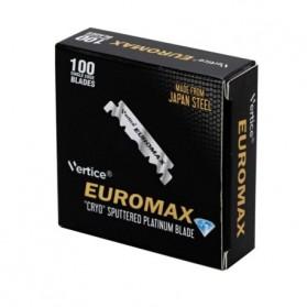 Euromax Single Edge Blades For Barber Razors
