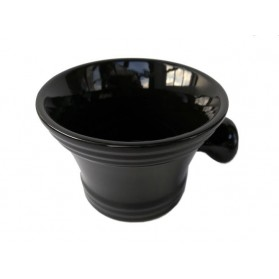 Barber Pro Shaving Mug Black