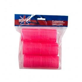 Ronney Velcro Rollers 44/63mm 12pcs