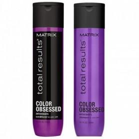 Zestaw Matrix Color Obssessed Shampoo 300ml + Conditioner 300ml