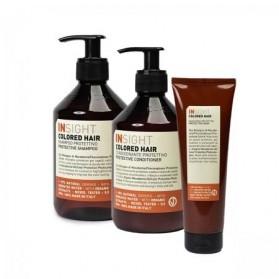 Zestaw Insight Colored Hair Shampoo 400ml + Conditioner 400ml + Mask 250ml