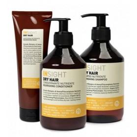 Zestaw Insight Dry Hair Shampoo 400ml + Conditioner 400ml + Mask 250ml