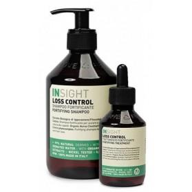 Zestaw Insight Loss Control Shampoo 400ml + Fortyfing Treatment 100ml