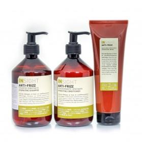Zestaw Insight Anti-Frizz Shampoo 400ml + Conditioner 400ml + Mask 250ml