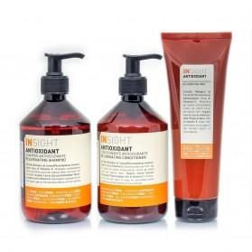 Zestaw Insight Antioxidant Shampoo 400ml + Conditioner 400ml + Mask 250ml