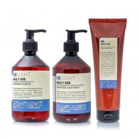 Zestaw Insight Daily Use Shampoo 400ml + Conditioner 400ml + Mask 250ml