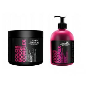 Zestaw Joanna Color Boost Complex Shampoo 500ml + Conditioner 500ml