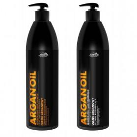 Zestaw Joanna Argan Oil Shampoo 1000ml + Conditioner 1000ml